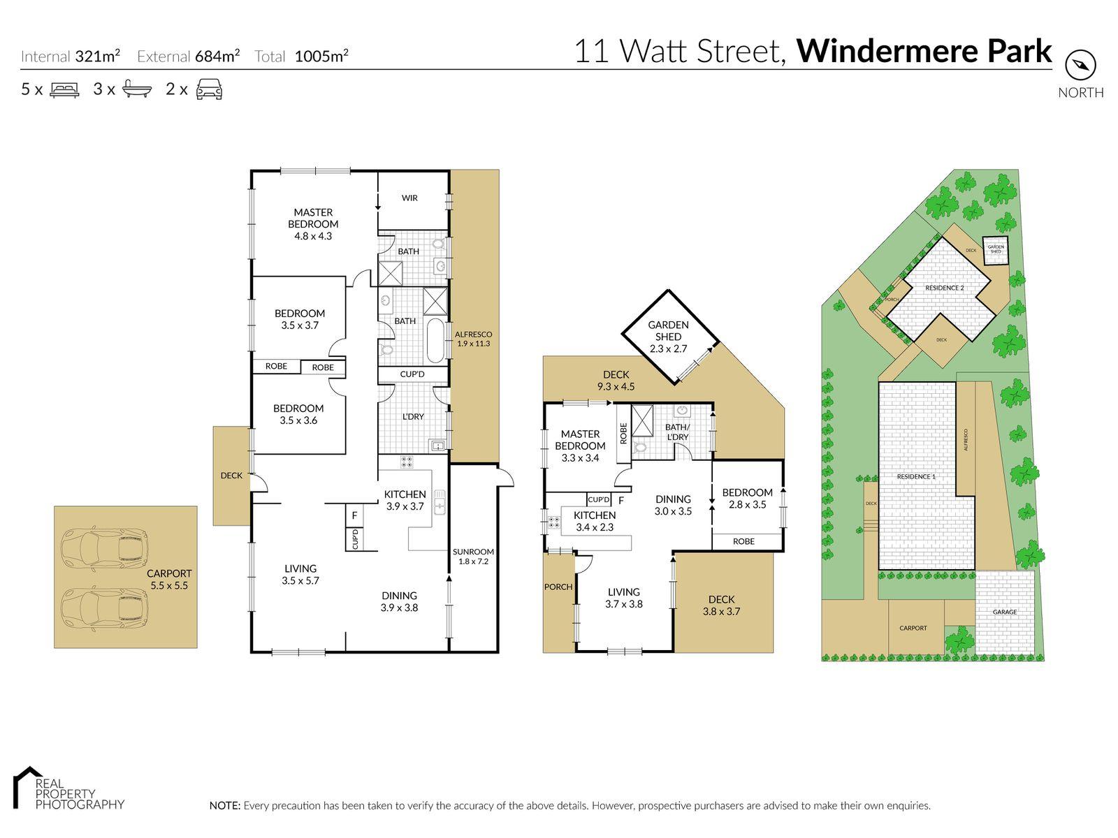 11 Watt Street, Windermere Park