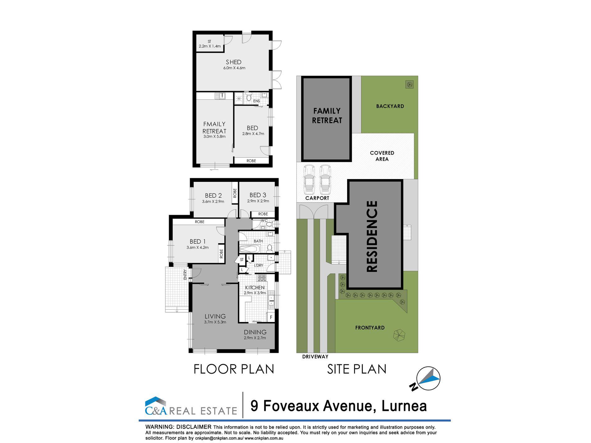 9 Foveaux Avenue, Lurnea