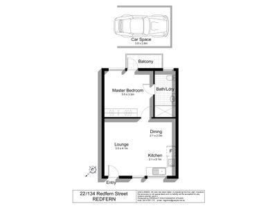 22 / 134-138 Redfern Street, Redfern