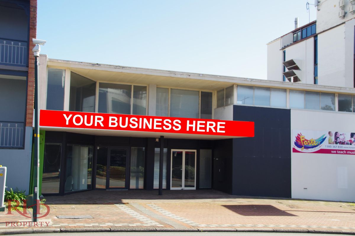 Prime Leasing Opportunity in Canning Bridge