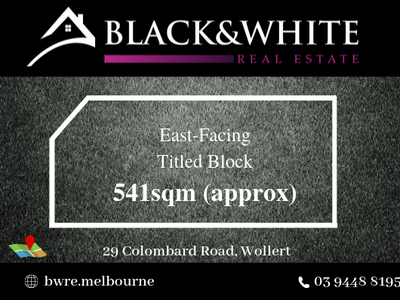 29 Colombard Road, Wollert