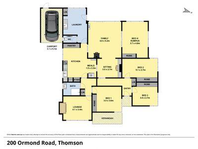 200 ORMOND ROAD, Thomson