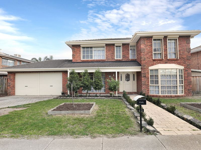 43 Dowling Avenue, Hoppers Crossing