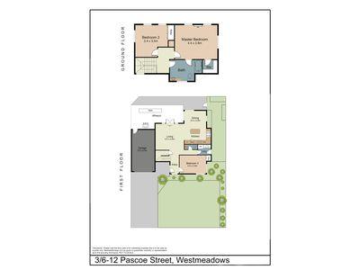 3 / 6-12 Pascoe Street , Westmeadows