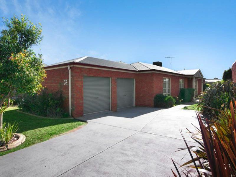 34 Burlington Cresent, Leopold