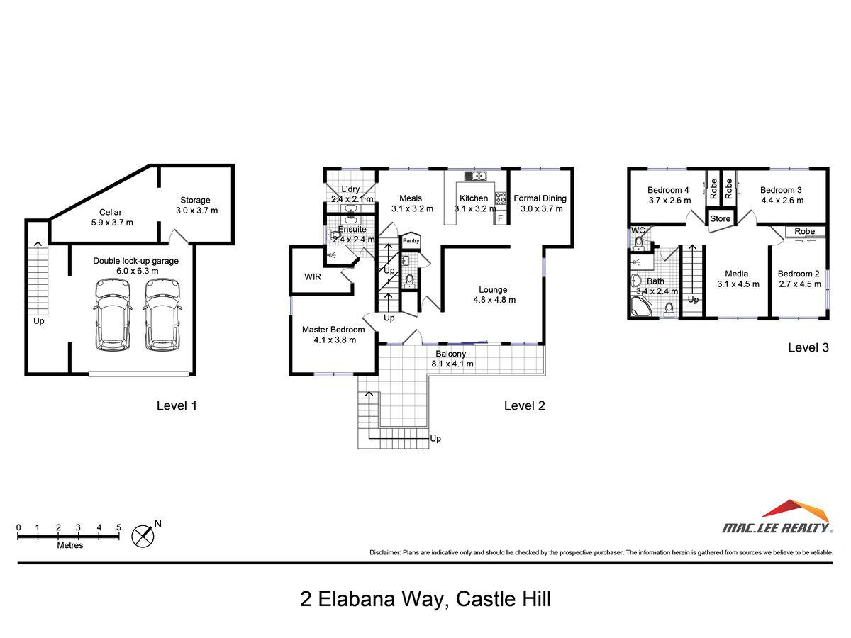 2 Elabana Way, Castle Hill