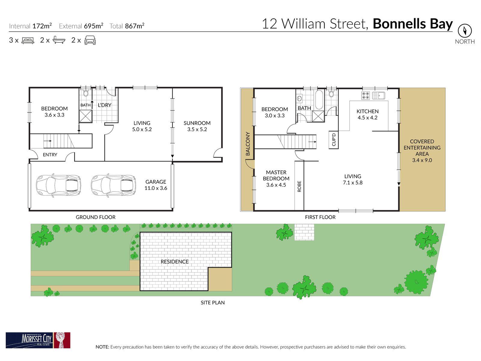 12 William Street, Bonnells Bay