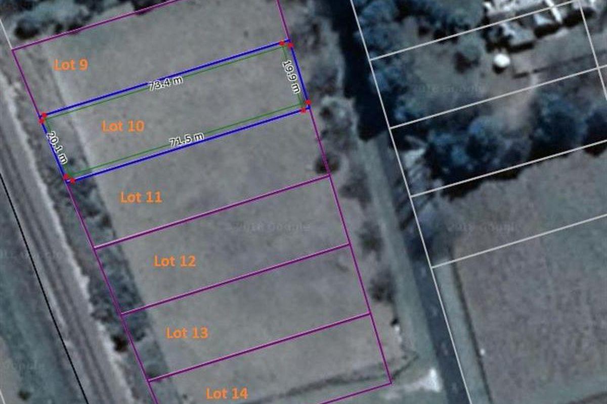 1436.8sqm - Lot 10, Lake Bathurst