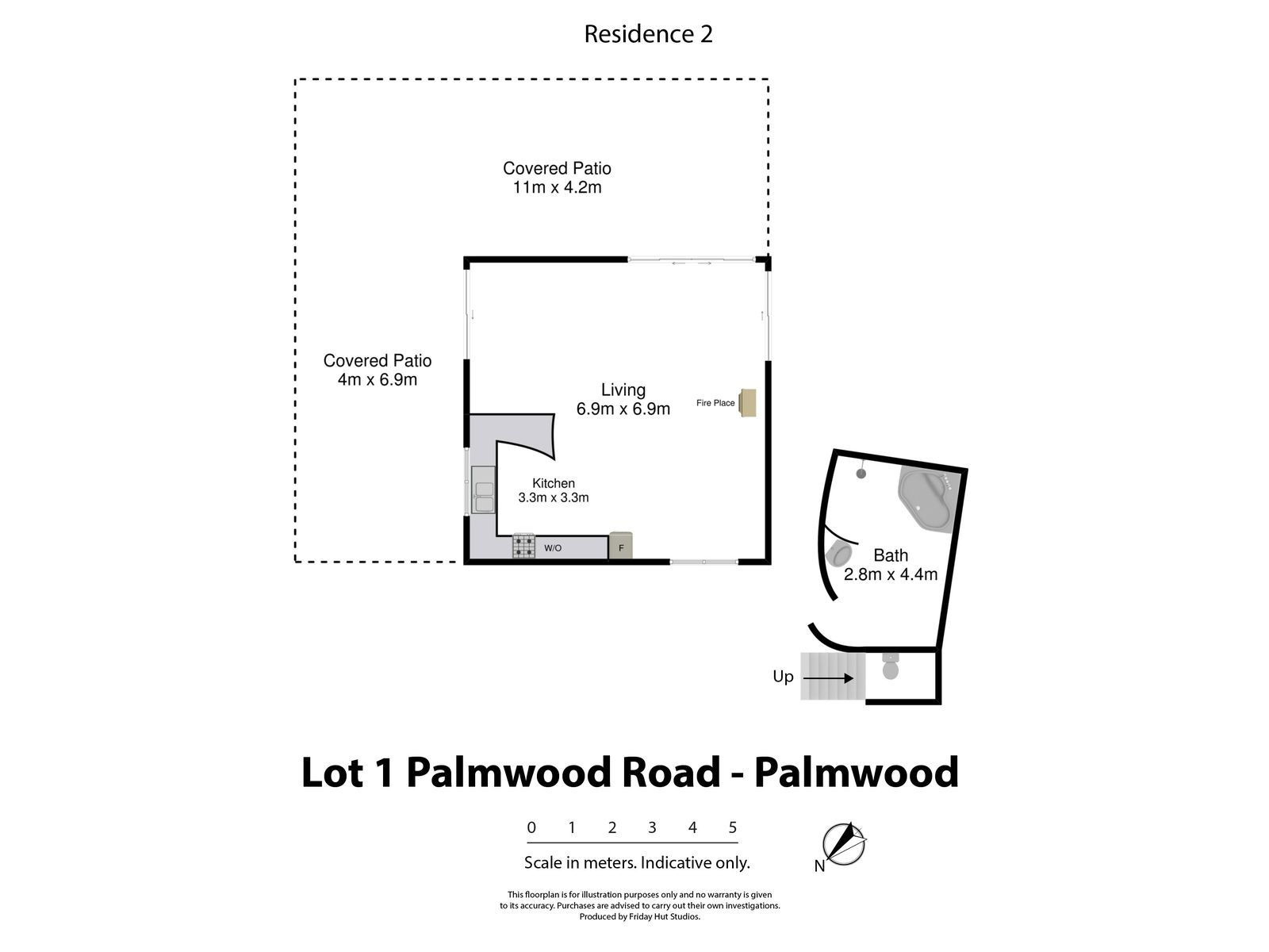 Lot 1, Palmwoods Rd, Mullumbimby