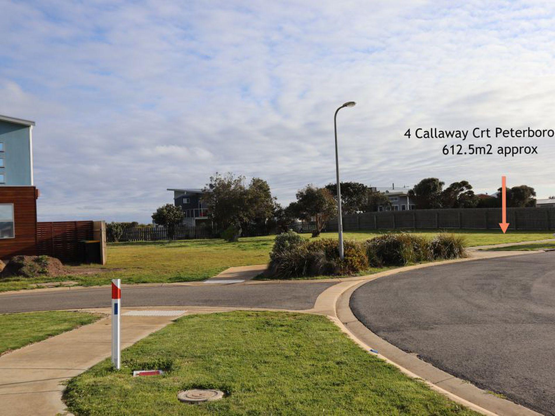 4 Callaway Court, Peterborough