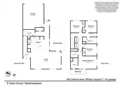 9 Vista Circuit, Westmeadows