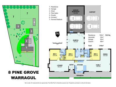 8 Pine Grove, Warragul