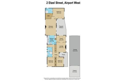 2 Etzel Street, Airport West