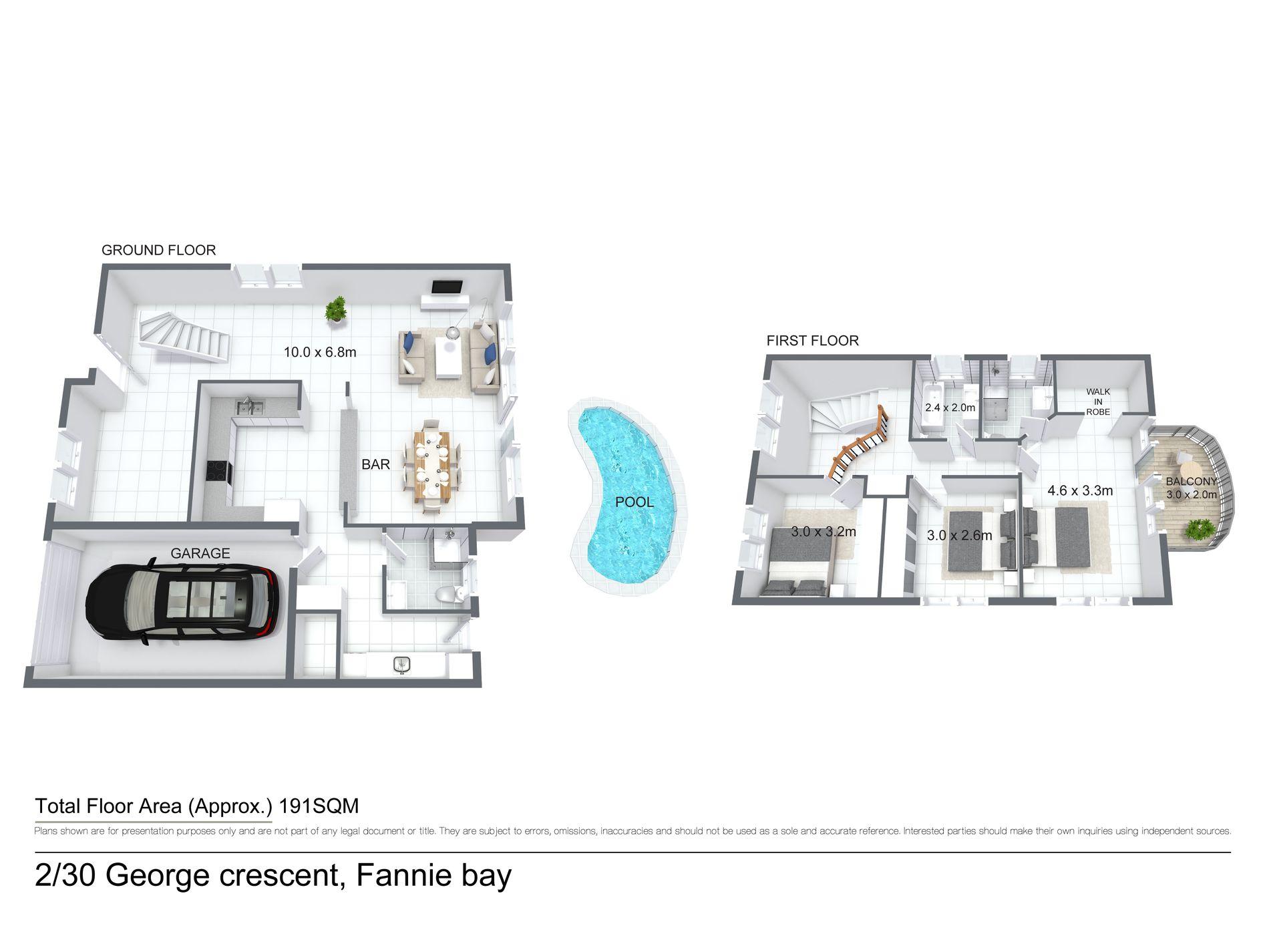 2 / 30 George Crescent, Fannie Bay
