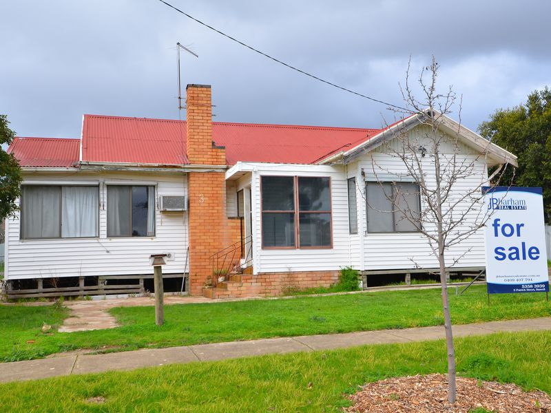 3 London Road, Stawell