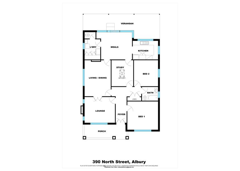 390 North Street, North Albury