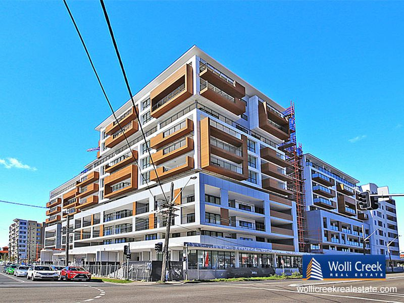 128 / 1 Gertrude Street , Wolli Creek
