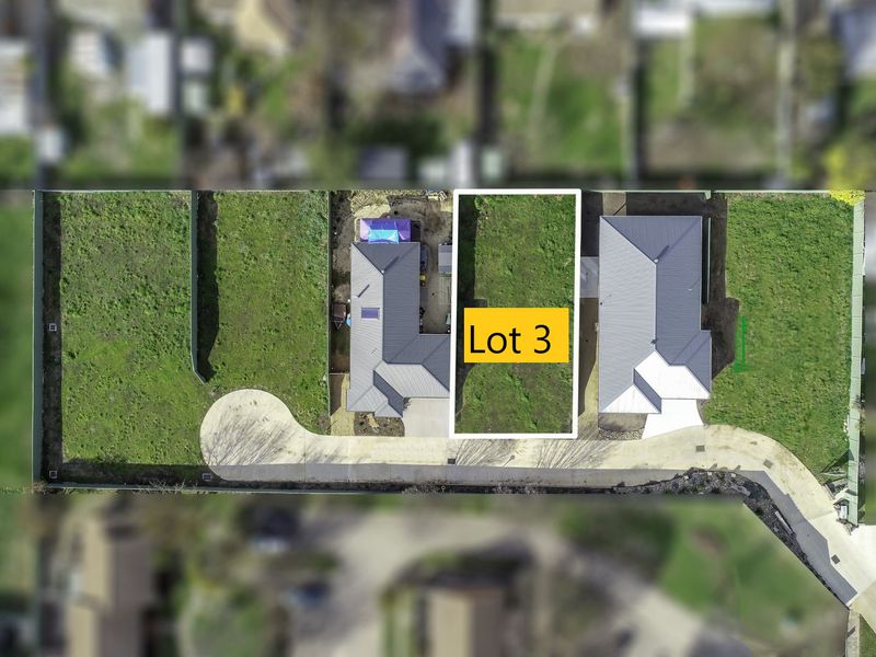 Lot 3, 14 Lovick Avenue, Mansfield