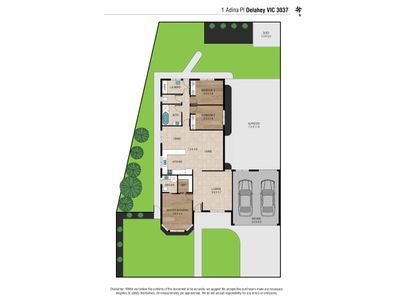 1 Adina Place, Delahey