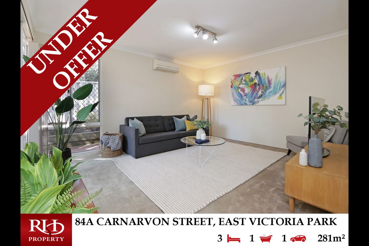 UNDER OFFER ALREADY -EASY LIVING, SOUGHT AFTER LOCATION