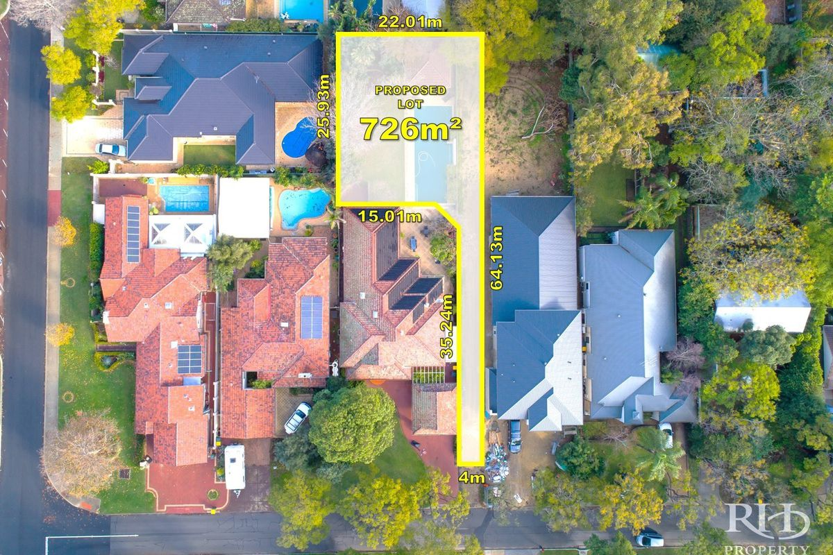 BUILD YOUR DREAM HOME ON THIS RARE 726SQM SURVEY STRATA BLOCK