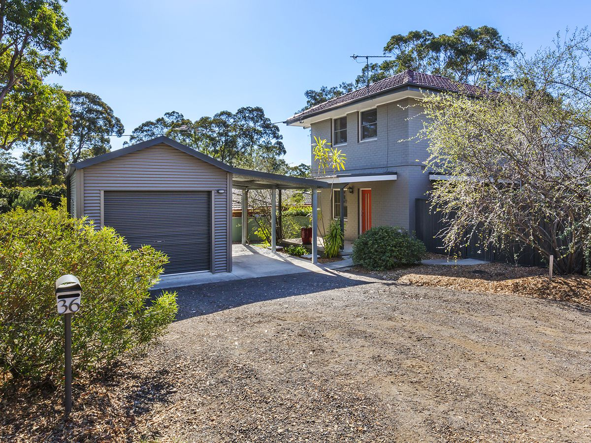 36 Old Bathurst Road, Blaxland