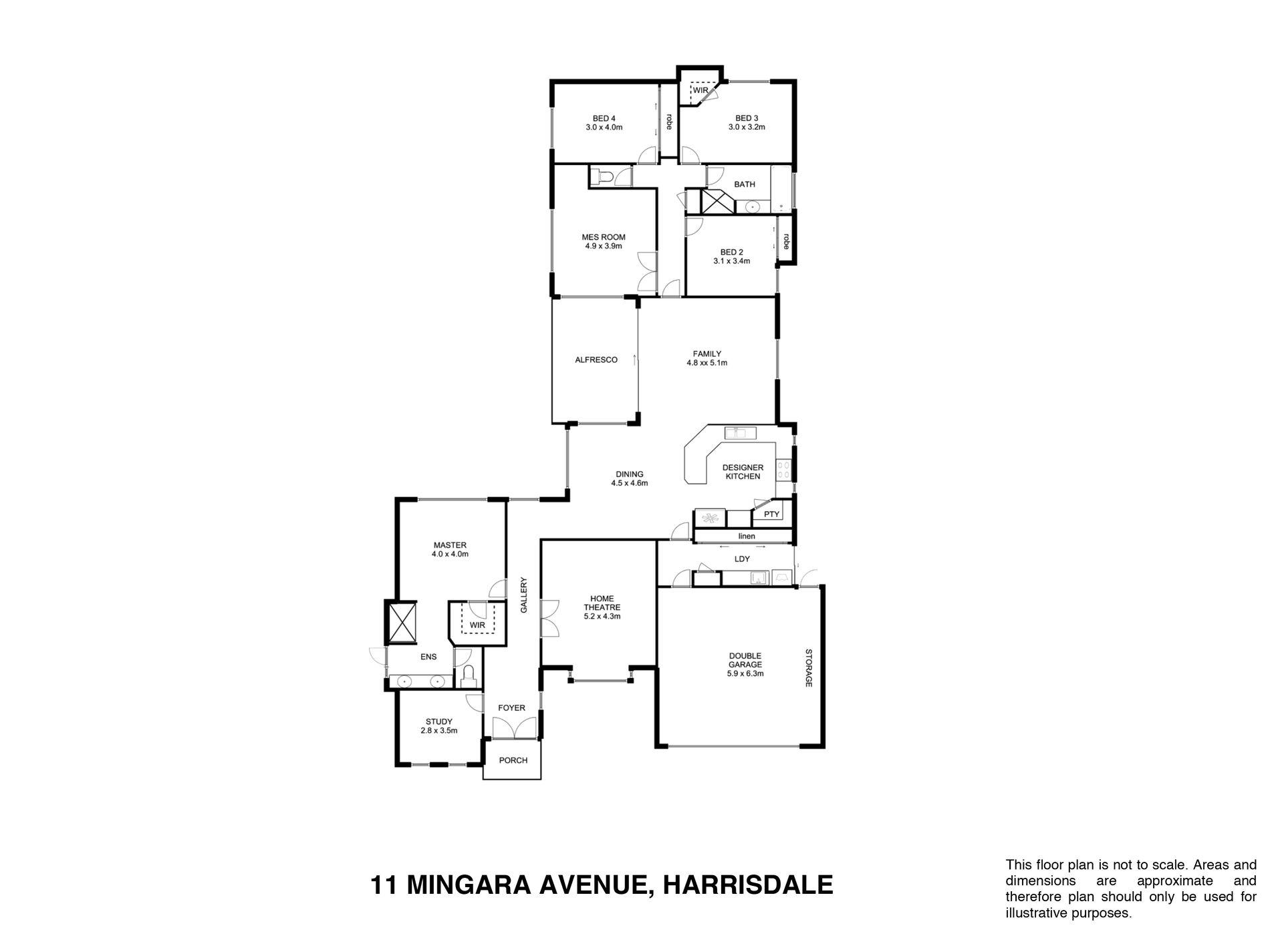 11 Mingara Avenue, Harrisdale