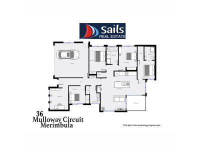 36 Mulloway Circuit, Merimbula