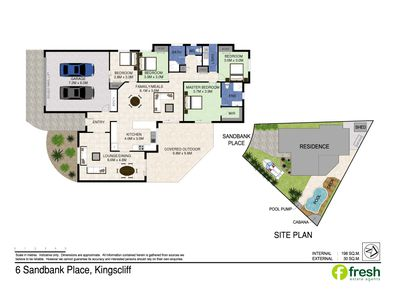 6 Sandbank Place, Kingscliff