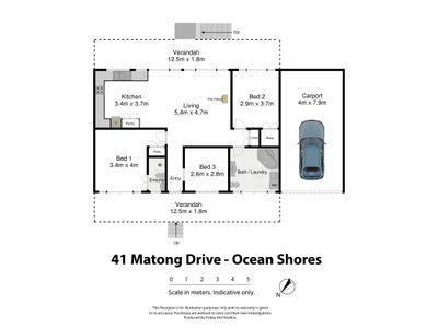 41 Matong Drive, Ocean Shores