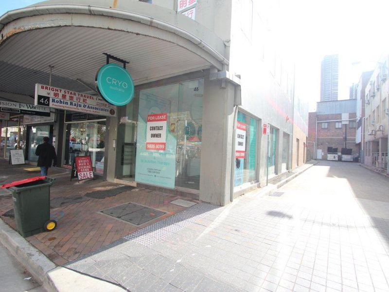 Ground Floor / 46 Macquarie Street, Parramatta