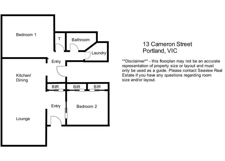 13 Cameron Street, Portland