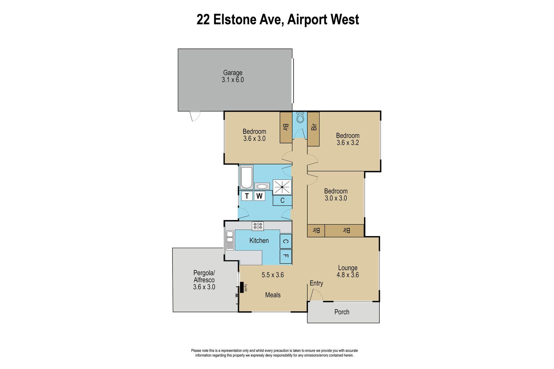22 Elstone Avenue, Airport West