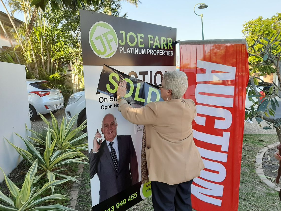 Another Runaway Bay Home Sold At Auction