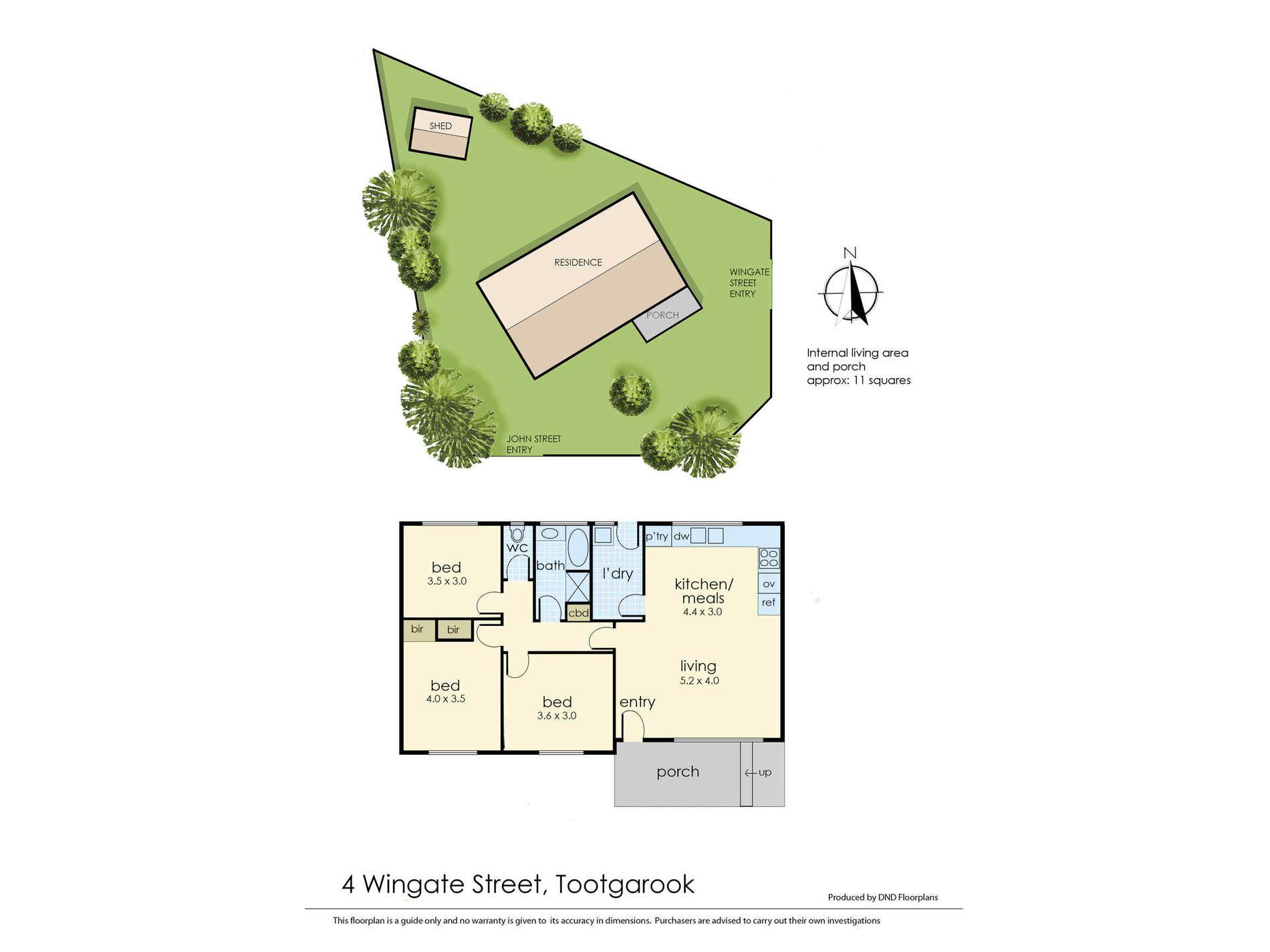 4 Wingate Street, Tootgarook