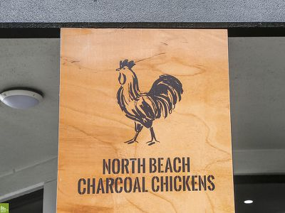 North Beach Charcoal Chicken