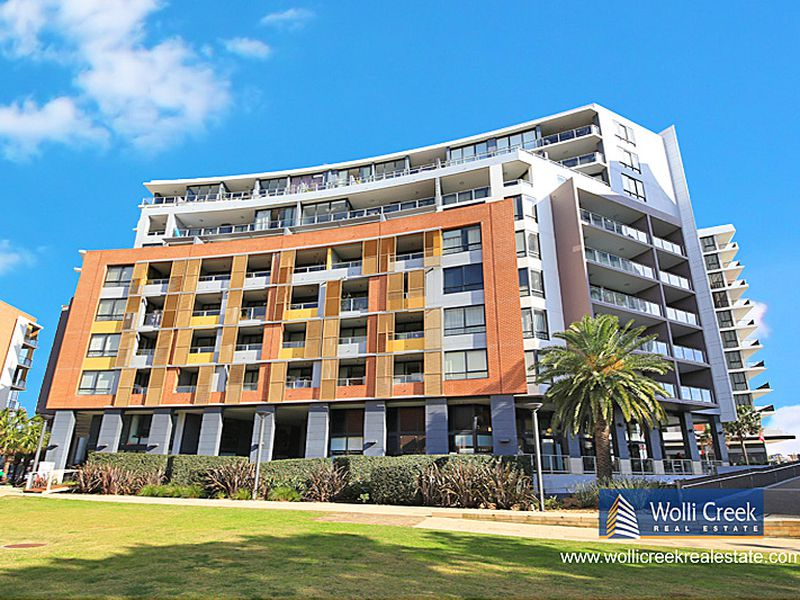 409 / 10 Brodie Spark Drive, Wolli Creek