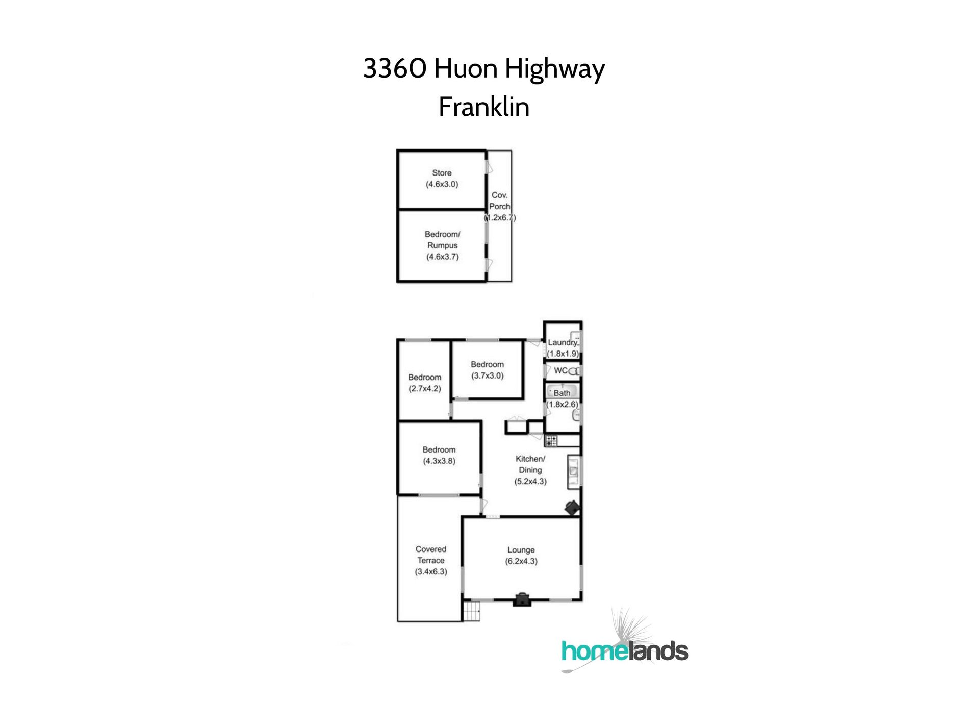 3360 Huon Highway, Franklin