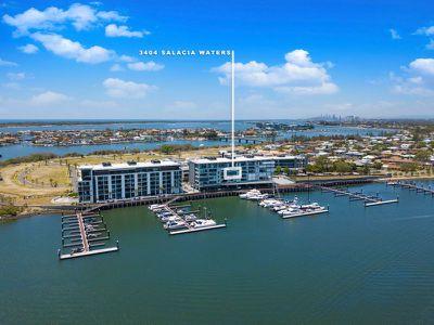 3404 / 4 Marina Promenade, Paradise Point