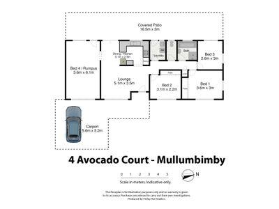 4 Avocado Court, Mullumbimby
