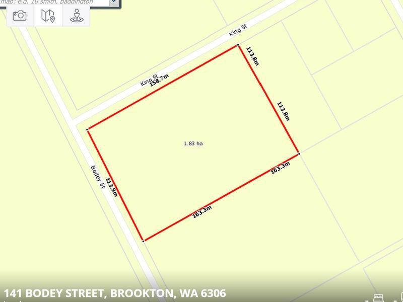 141 Bodey Street, Brookton