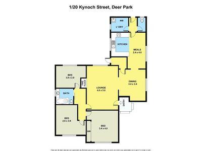 1 / 20 Kynoch Street, Deer Park