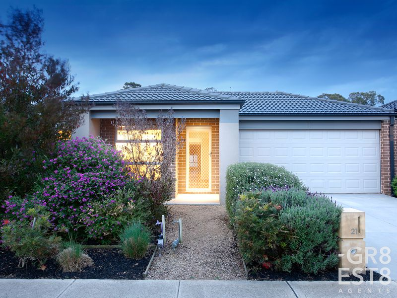 21 Barwon Street, Clyde North