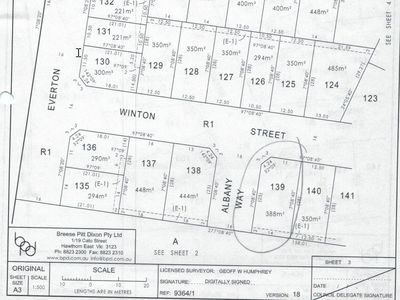 Lot 139  Winton Street, Charlemont