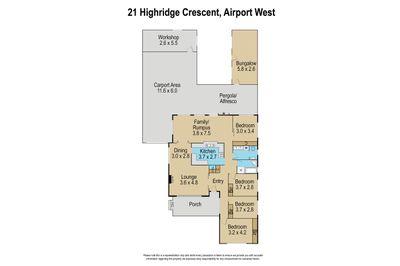 21 Highridge Crescent, Airport West