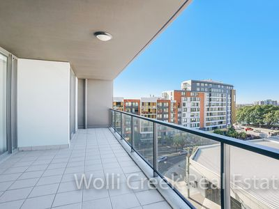 603A / 35 Arncliffe Street, Wolli Creek