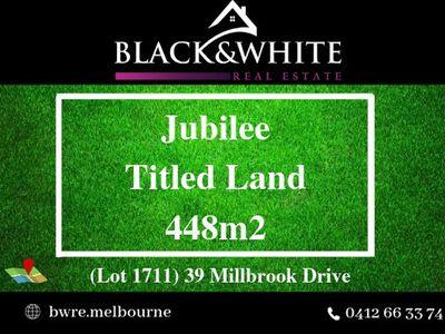 39 Millbrook Drive, Wyndham Vale