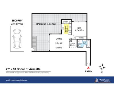221 / 18 Bonar Street, Arncliffe