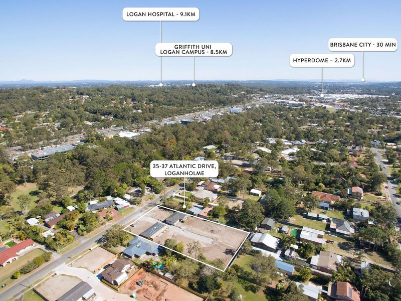Lot Lot 1, 35 Atlantic Drive, Loganholme