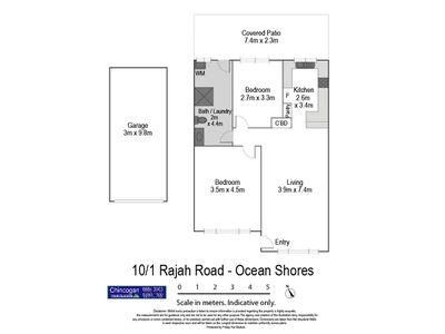 10 / 1 Rajah Road, Ocean Shores